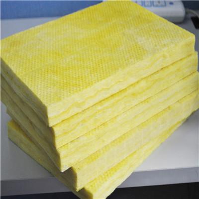 玻璃棉板保溫吸音和物理性能使用范圍