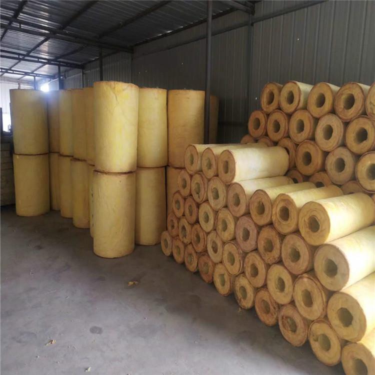 熱力管道玻璃棉管殼的優勢