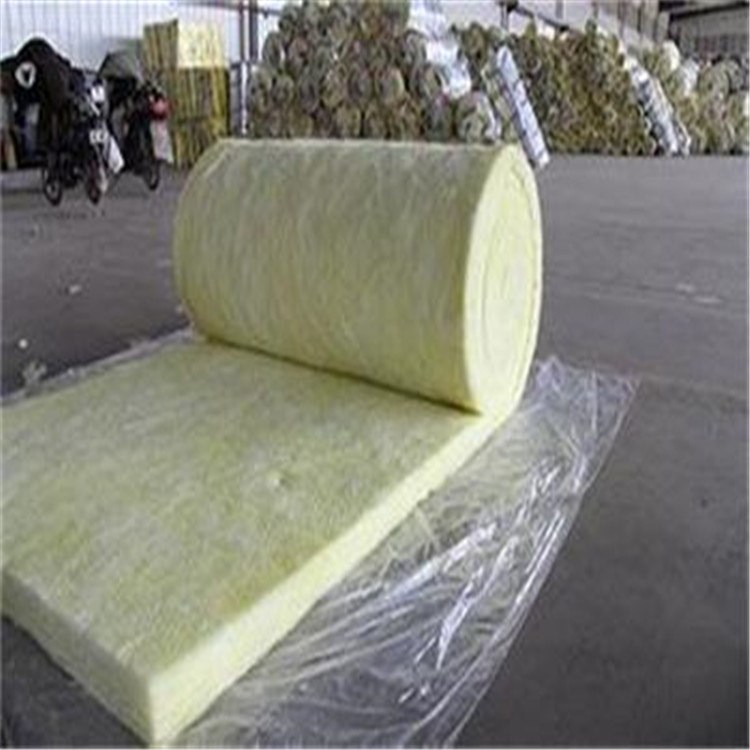 離心玻璃棉卷氈的施工工藝