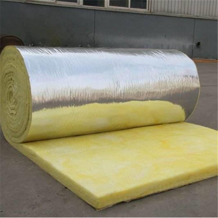 鋁箔玻璃棉卷氈