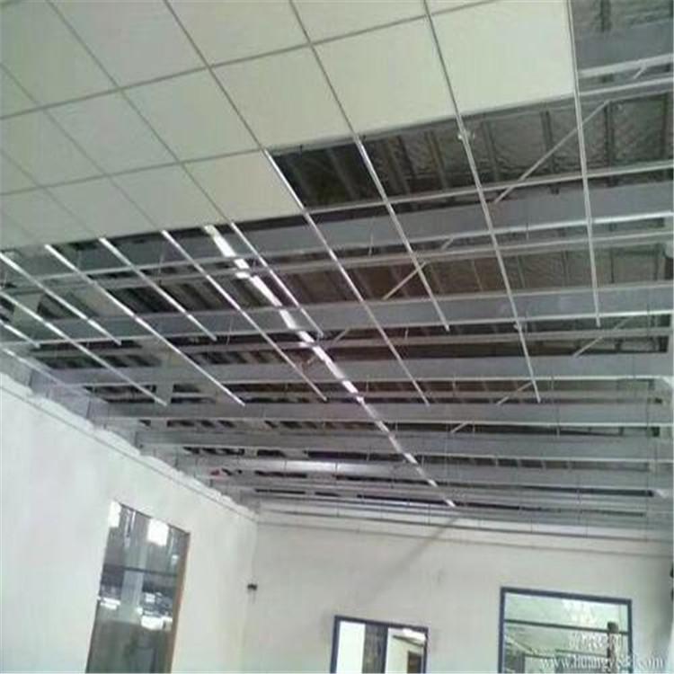 吊頂玻纖吸音板的施工